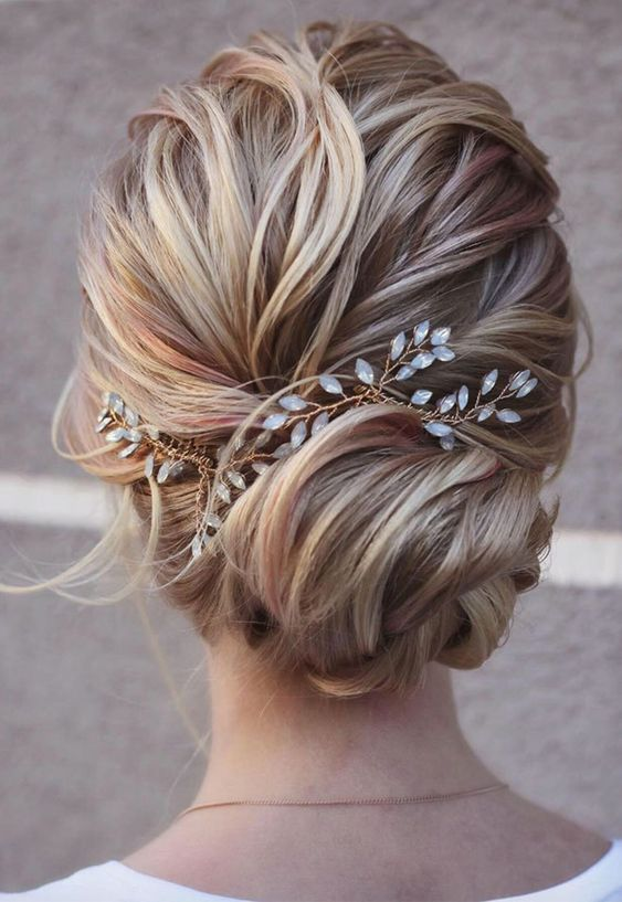 Chic And Easy Wedding Guest Hairstyles Wedding Estates