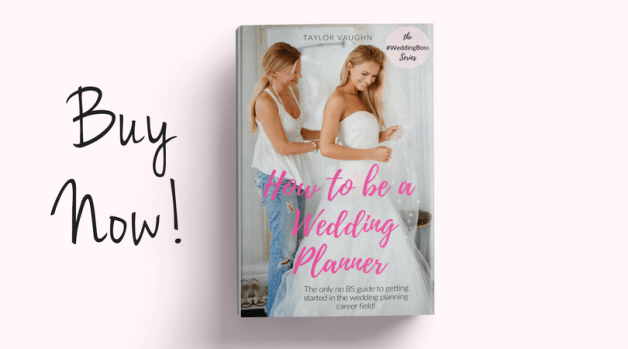 Wedding Event Desk How To Be A Wedding Planner