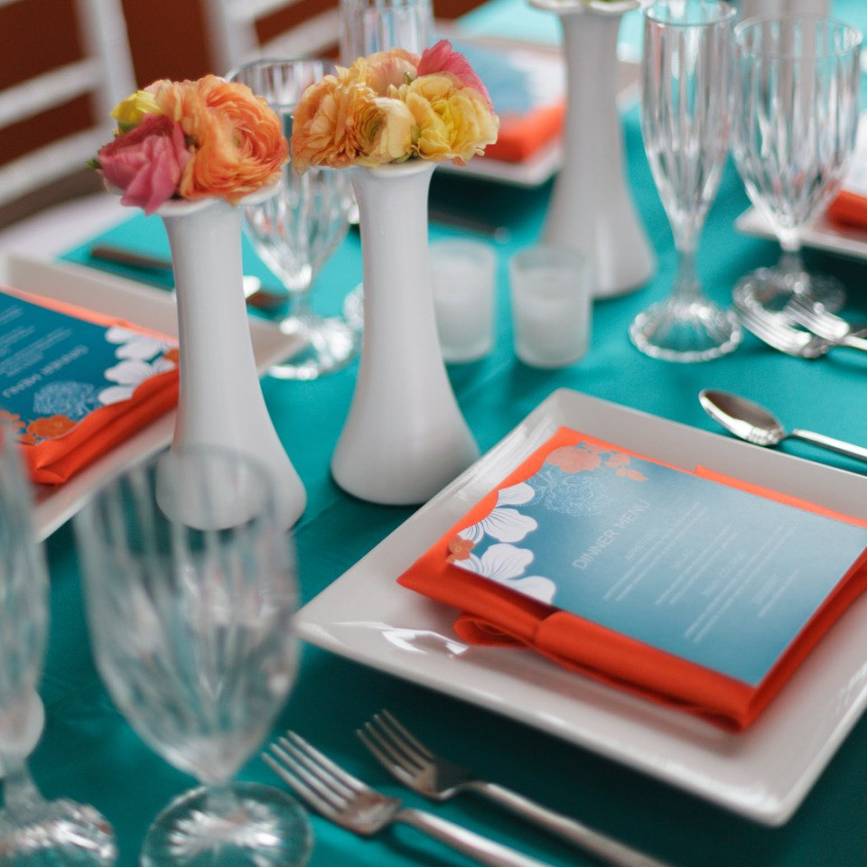 charger plate weddings