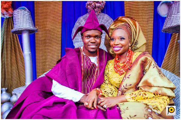 Unique Yoruba Wedding