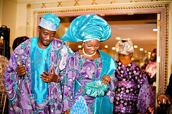Nigerian Traditional Wedding