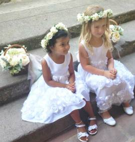 Flower Girls become Future Brides