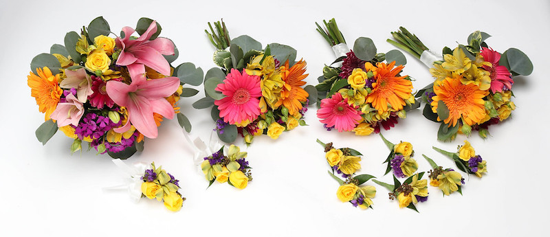 ASSORTED SEASONAL FLOWER PACKAGE