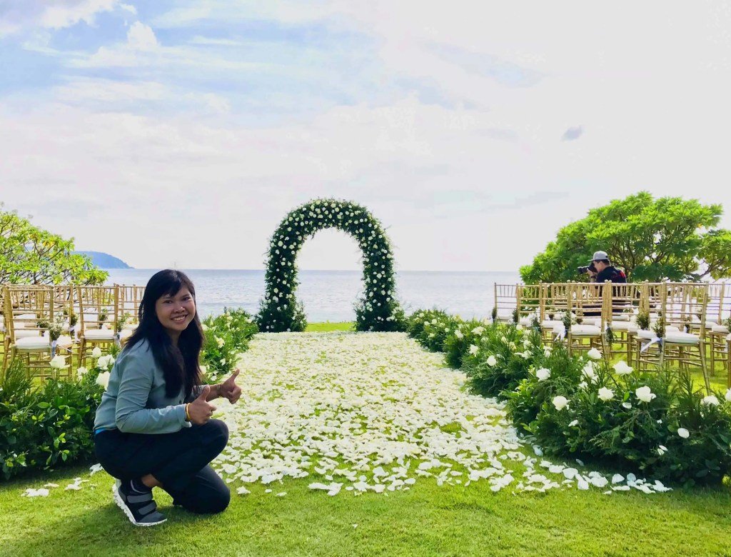 Wedding Flowers Setups 6