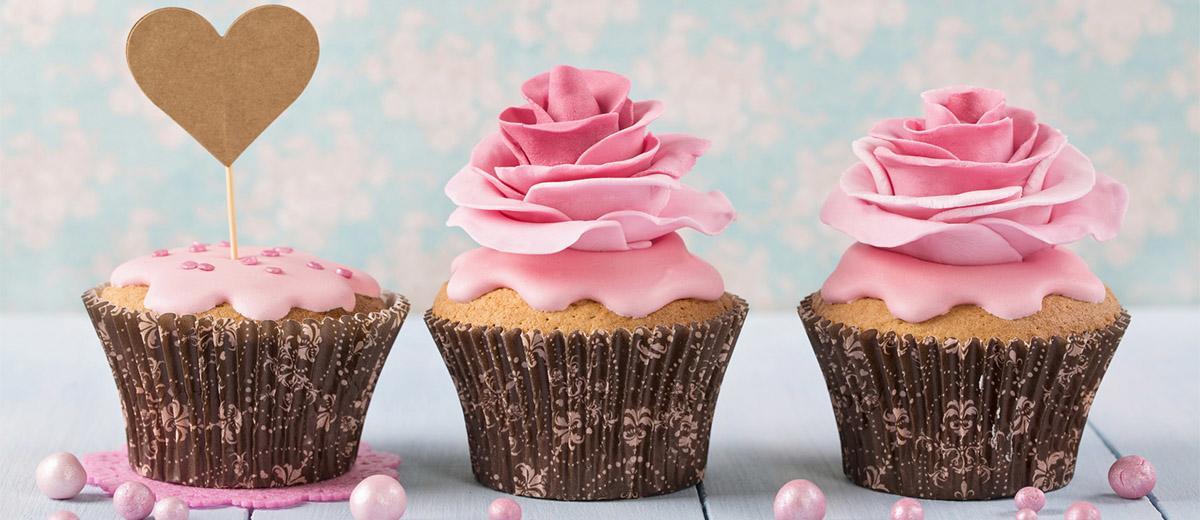 45 Totally Unique Wedding Cupcake Ideas