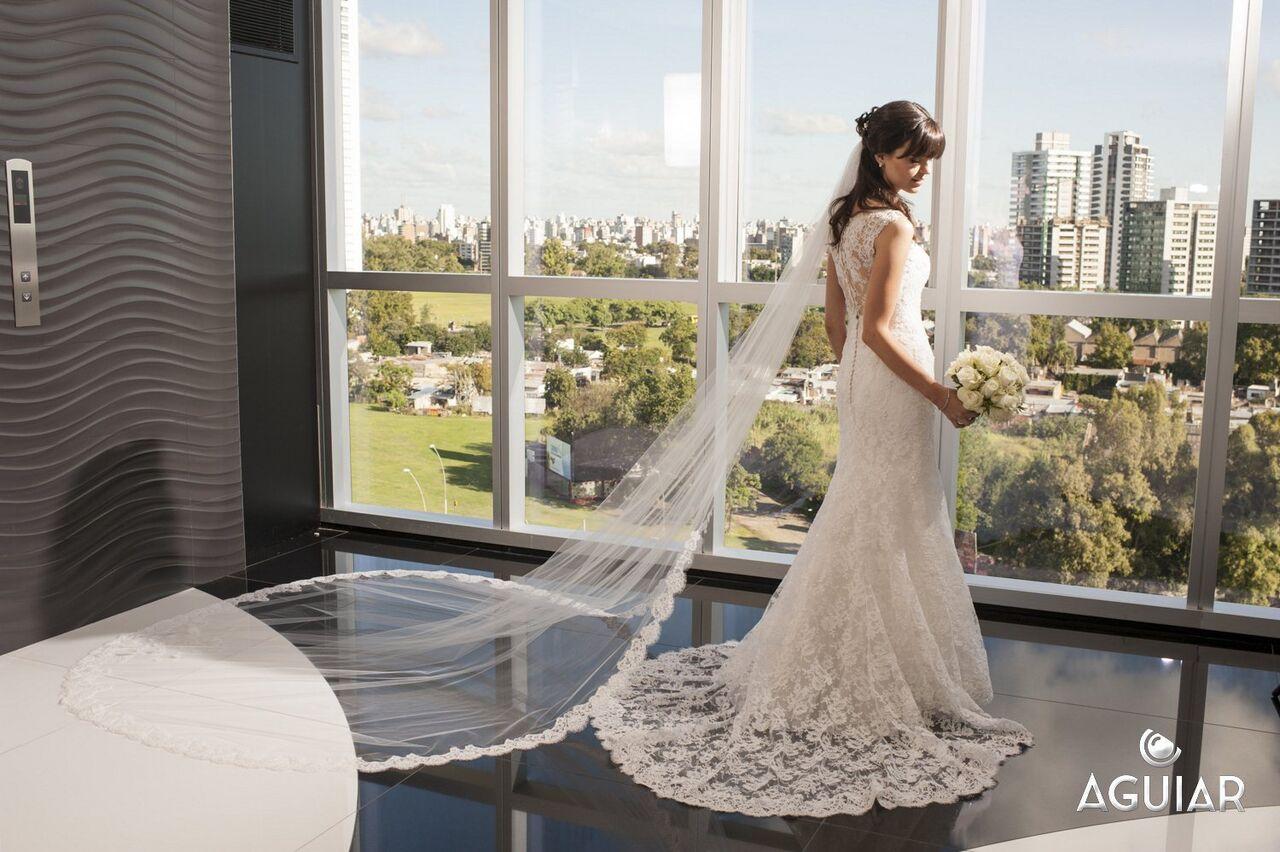 Cecilia's Wedding Gown Preservation In California