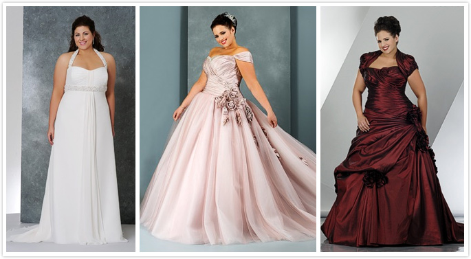 Wedding Gown Designers For Plus Size Brides