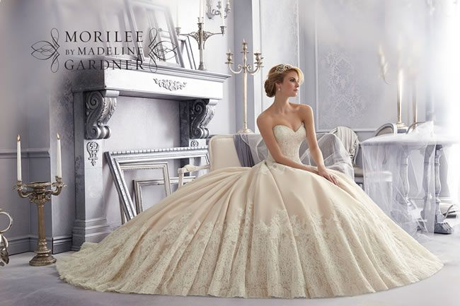 The Stunning Mori Lee Bridal Collection For Autumn 2014