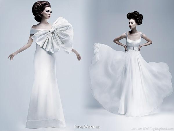 Ritva Westenius Bridal Gowns