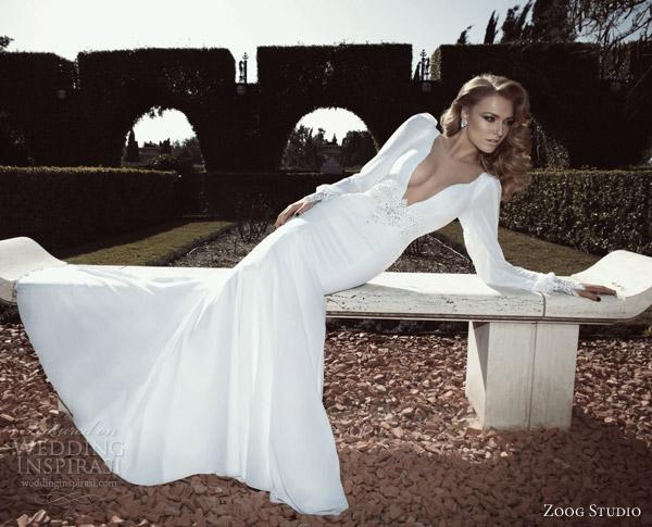 Zoog Studio 2013 Wedding Dresses