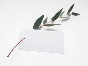 Wedding Ideas Number 10 - A modern invitation