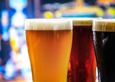 Wedding Ideas Number 6 -  Serve beer instead of wine