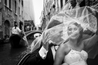 Wedding in Venice, August 2013