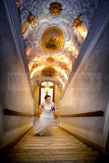 Elegant wedding in Venice (2)