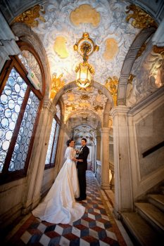 Elegant wedding in Venice (78)