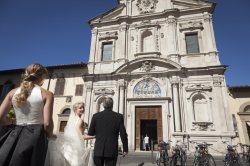 Lovely catholic wedding in Florence (20)