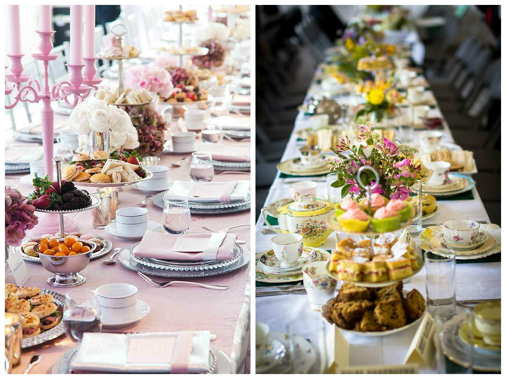 Delicious Wedding Food Alternatives