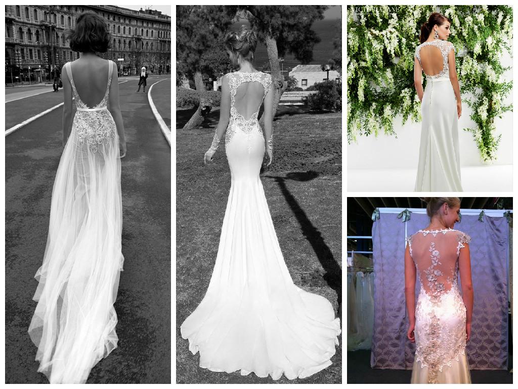 Let's Talk About One Shoulder Wedding Dresses