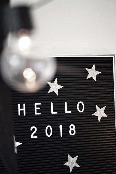 2018: l'anno in cui ti sposerai. Proibiti gli attacchi di panico!