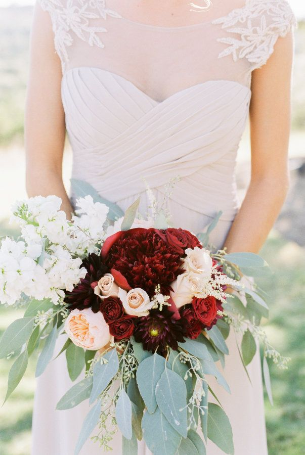 Wedding Bouquets Bold Juliet Garden Rose Peony Rose
