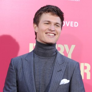 Ansel Elgort Gave An Awesome Performance at His Cousin's Wedding