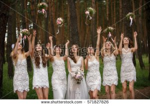 Guide to Choosing Your Bridesmaid Dress
