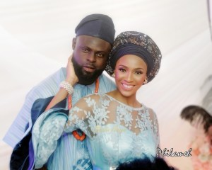 Amazing! Yomi Casual and Bae Grace Does Introduction and Announces Wedding Date