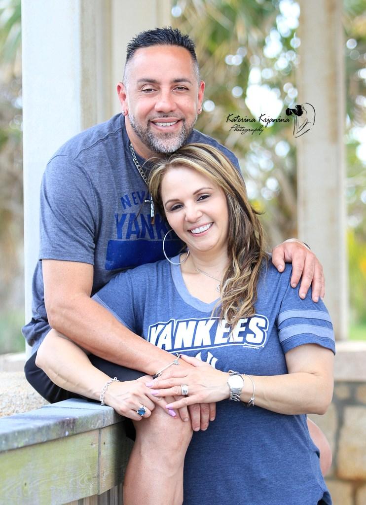 Engagement photographer in Palm Coast Florida