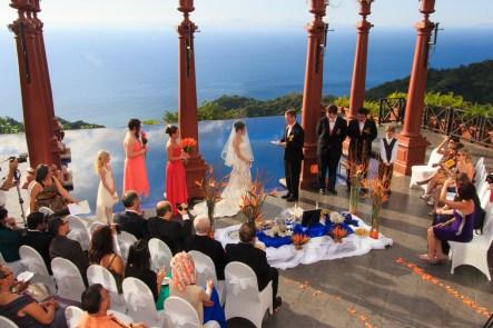 Destination Wedding Photography Villa Caletas John Williamson