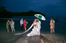 Wedding Photography at Buena Vista Villas Costa Rica by John Williamson