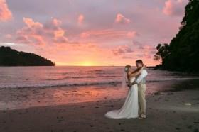 Wedding Photography by John Williamson in Manuel Antonio Costa Rica