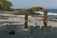 Wedding at Ylang Ylang Beach Resort - Wedding photography in Costa Rica by John Williamson