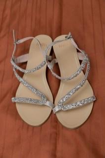 Beach Wedding Shoes - Tulemar Manuel Antonio Costa Rica by John Williamson Photography