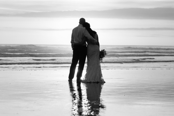 Waterfall and Beach Elopement in Costa Rica by John Williamson Destination Wedding Photography in Costa Rica