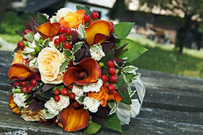 Seasonal Wedding Flower Trends