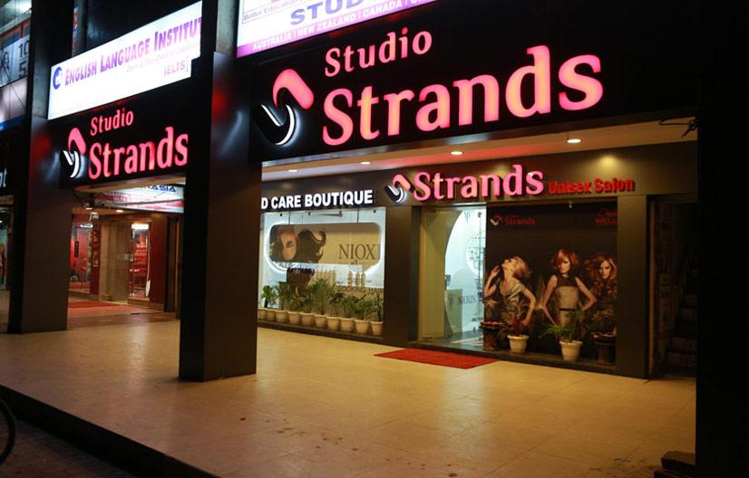 Strands Salon and Spa