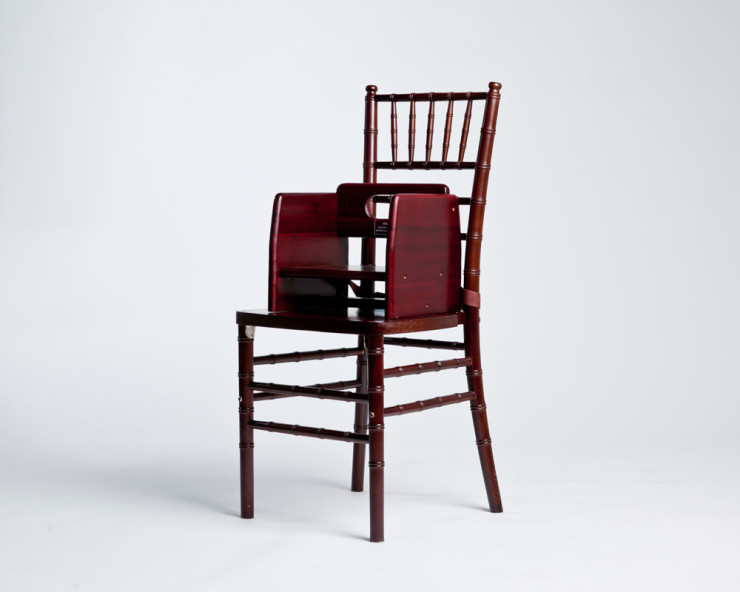 CHAIR, BOOSTER SEAT