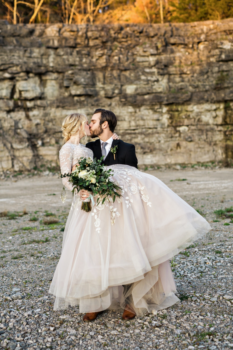 Graystone Quarry Wedding Photography Nashville