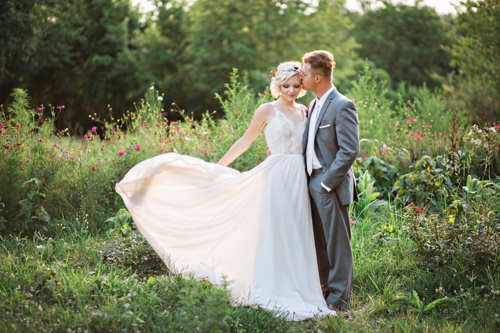 Wedding at Meadow Hill Farm Nashville Elopement Photographer