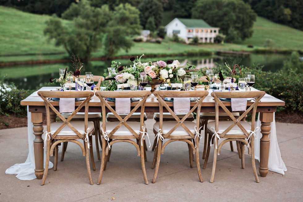 Mint Springs Farm Lavender Luxe Wedding Photographer