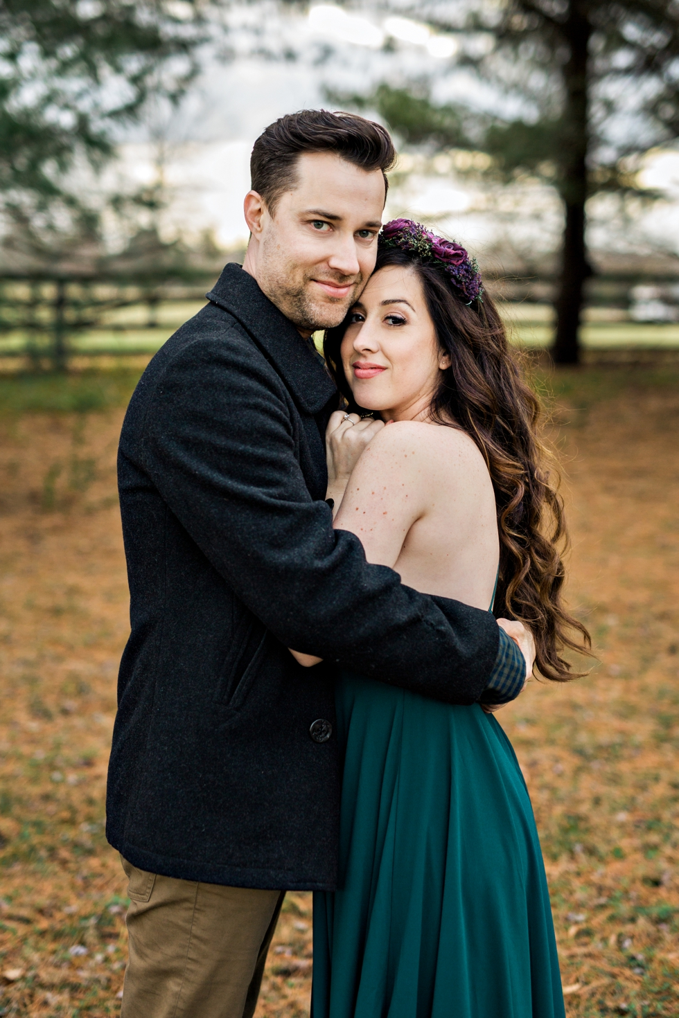 Nashville Wedding Photographer Boho Engagements