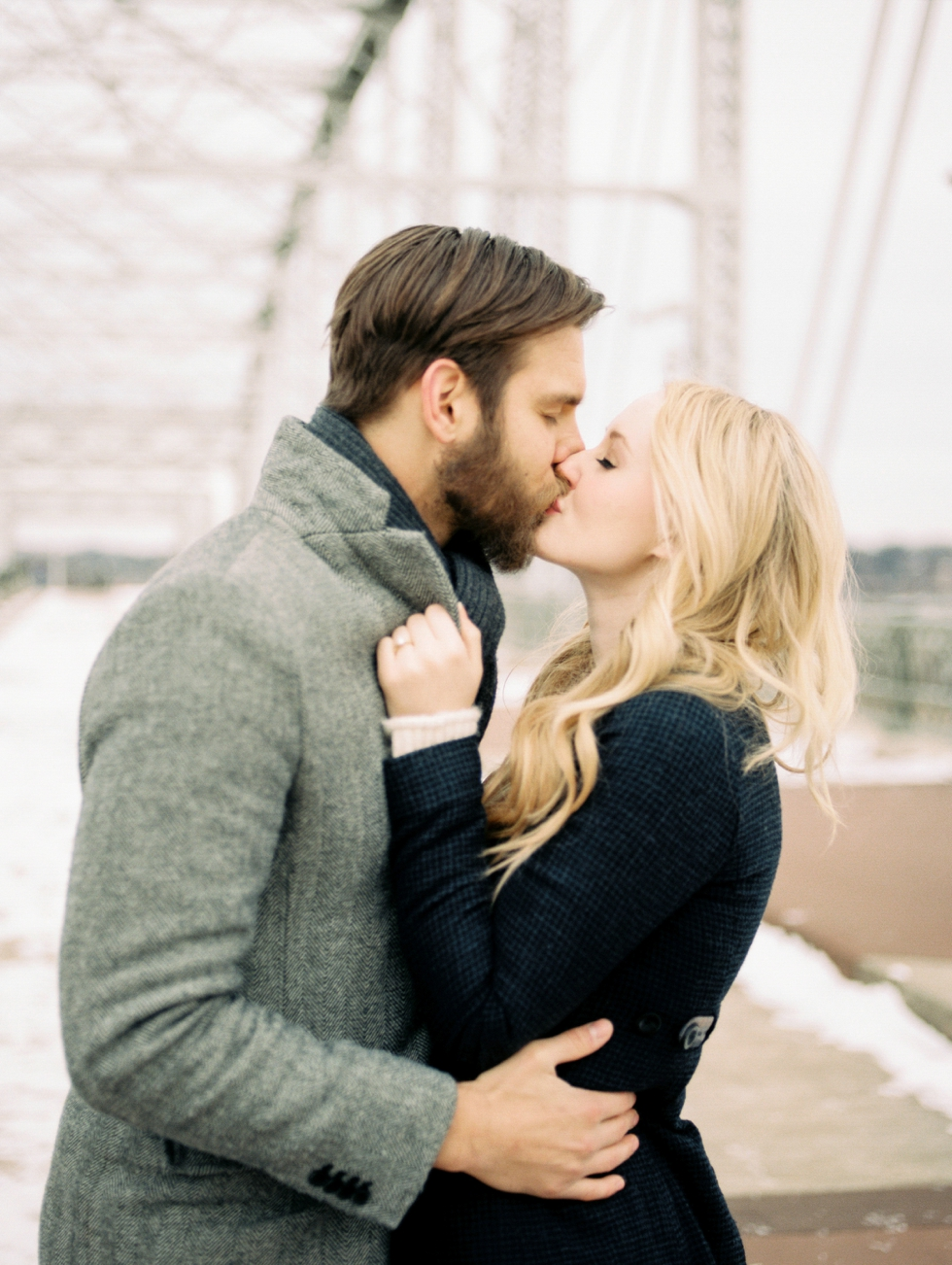 Downtown Nashville Engagement Pictures