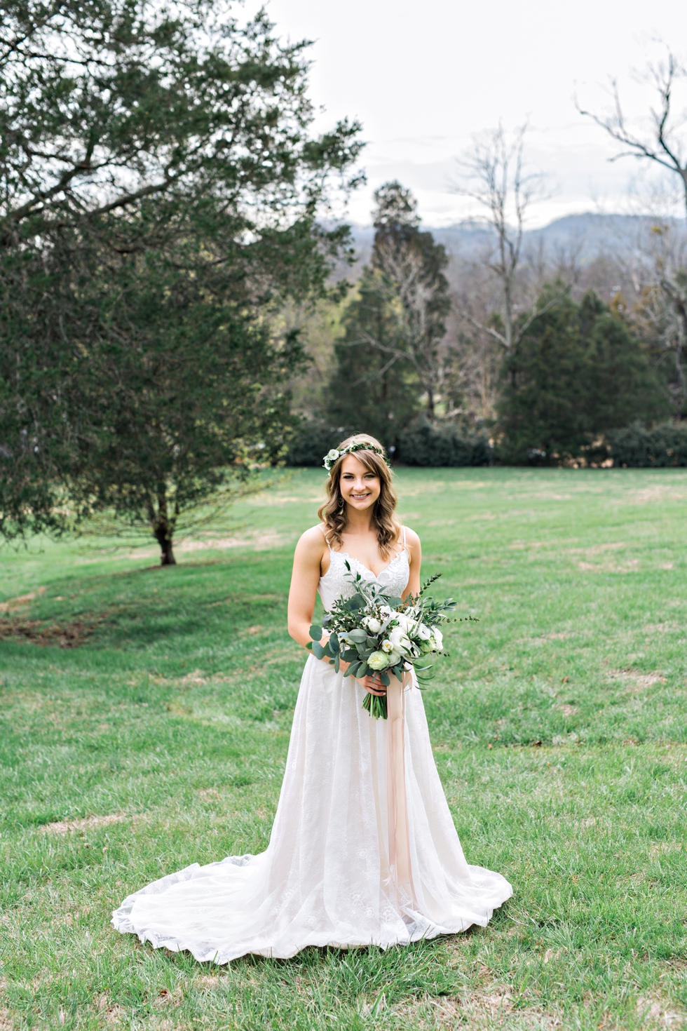 Bridal Session at Cedarwood in Nashville