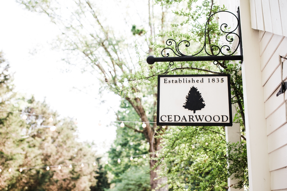 Cedarwood Wedding Photography