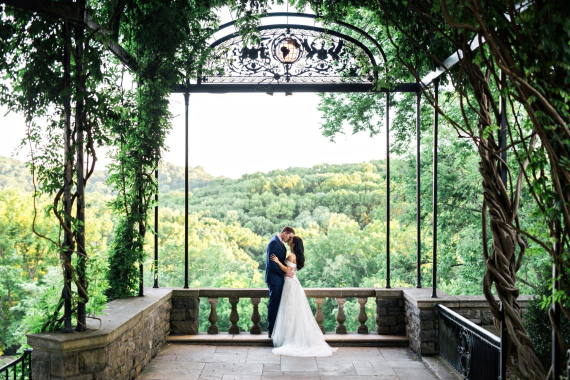 Nashville Wedding Photographer at Cheekwood
