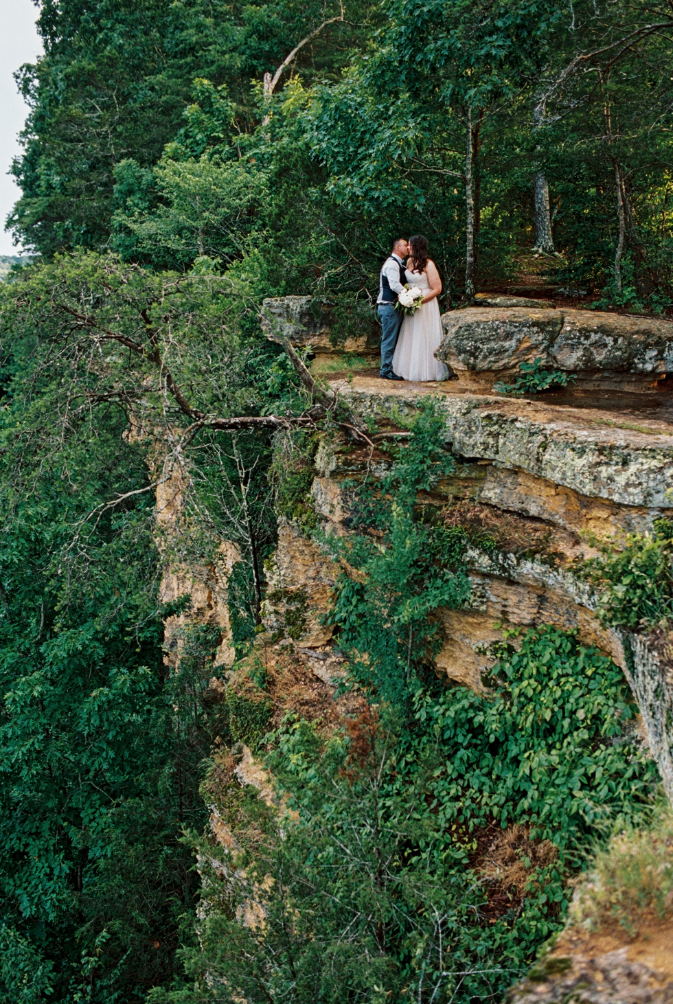 Narrows of the Harpeth Nashville Elopement Photographer