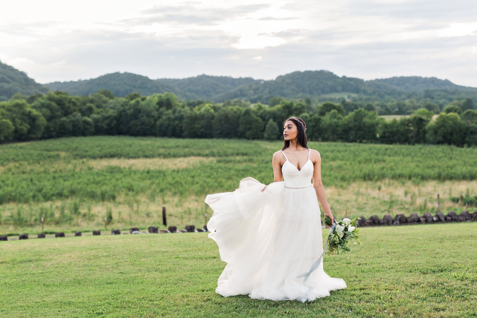 Nashville Bride Session