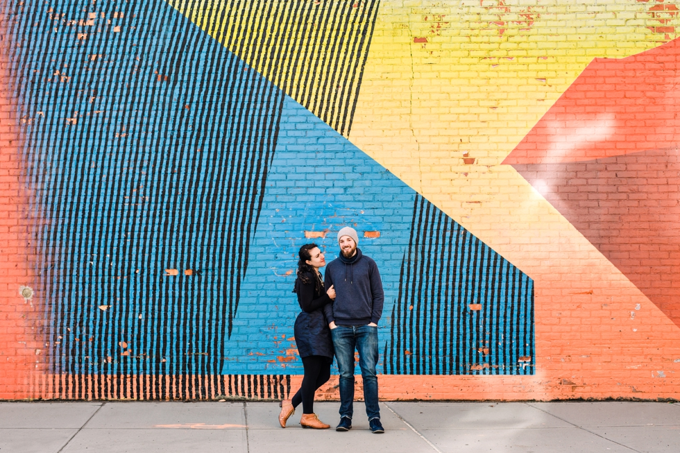 Brooklyn Engagement Session NYC Wedding Photographer