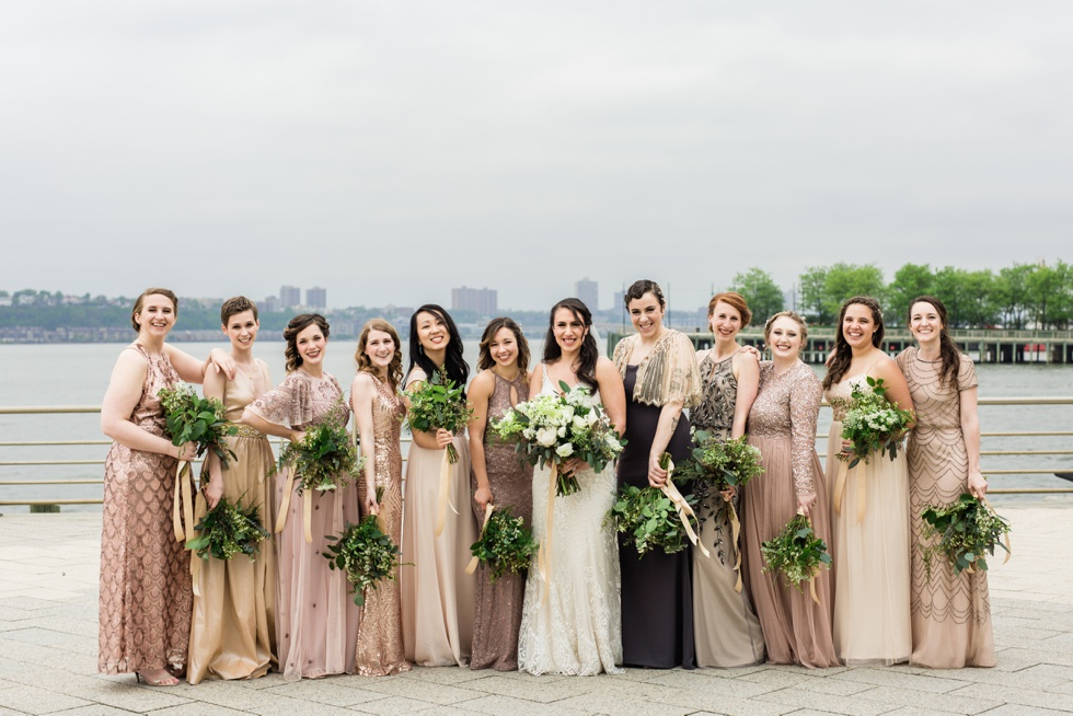 Lighthouse at Chelsea Piers Wedding