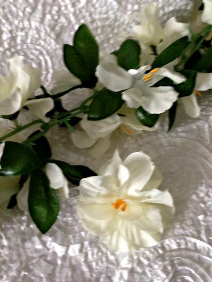 David Tutera Branches Bling Flower Garland
